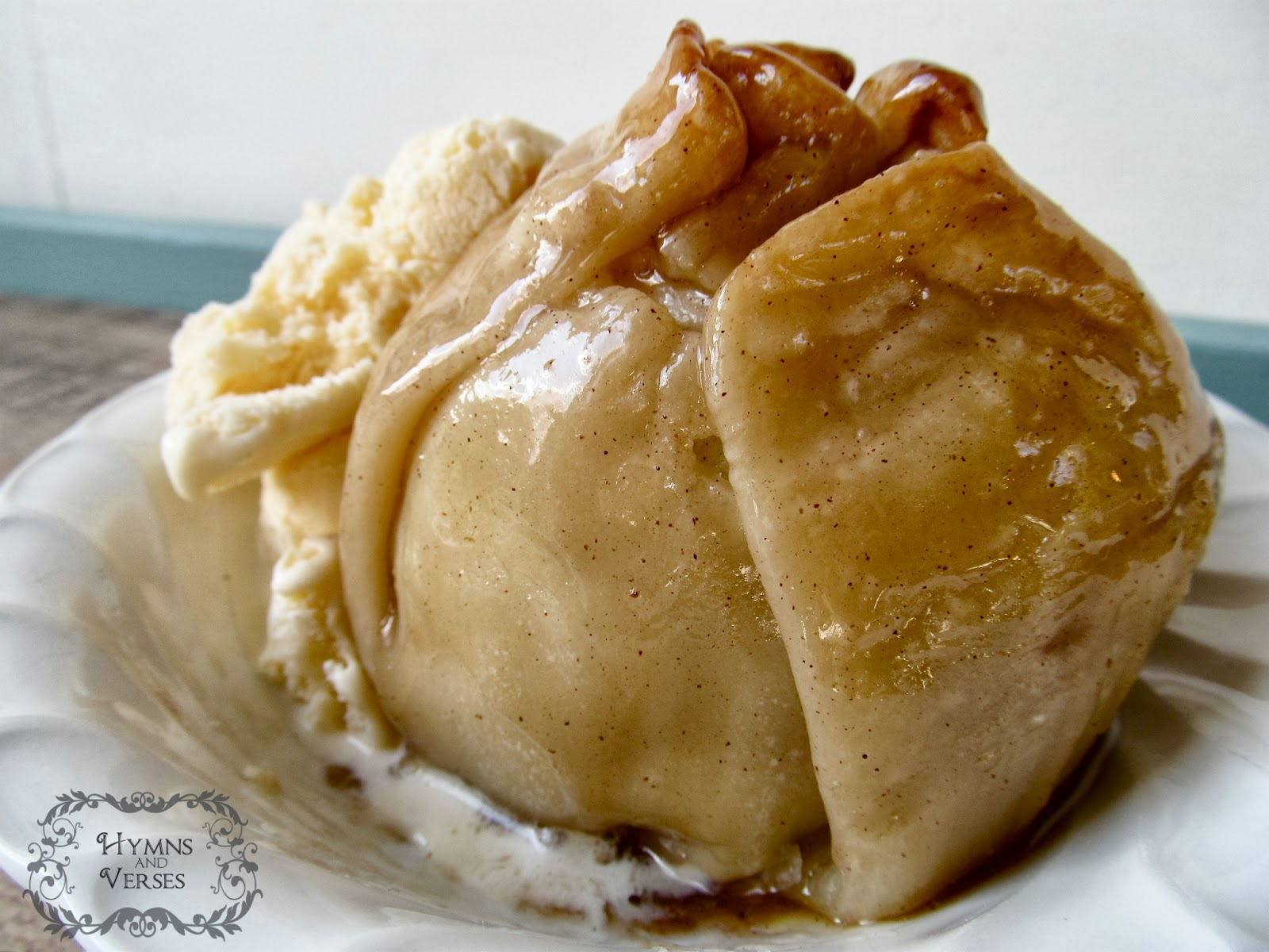 So, here's my easy recipe for apple dumplings. I hope you will give ...