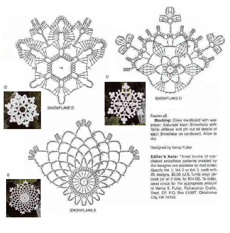 Eccezionale Attimi di colori, poesia e altro: Fiocchi di neve EE52