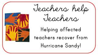 Teachers Help Teachers - Hurricane Sandy Fundraiser www.hungergameslessons.com