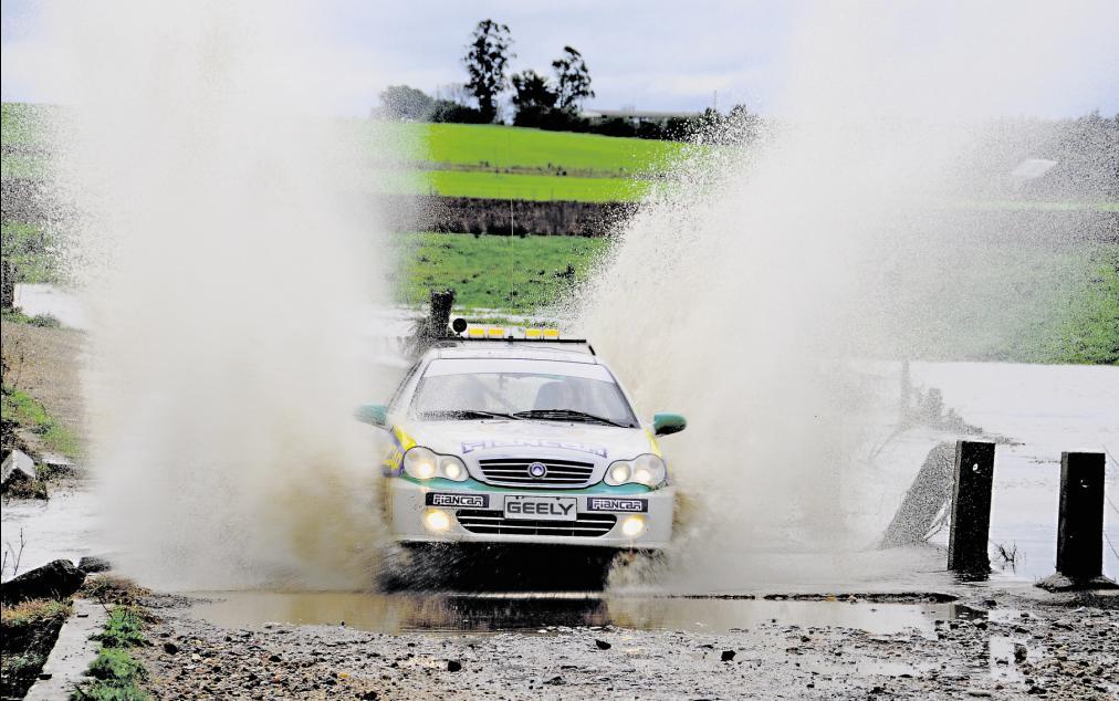 el pasado martes 19 de marzo se lanzó la temporada de rally 2013 en