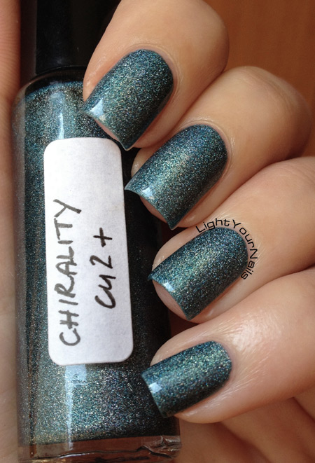 Chirality Cu2