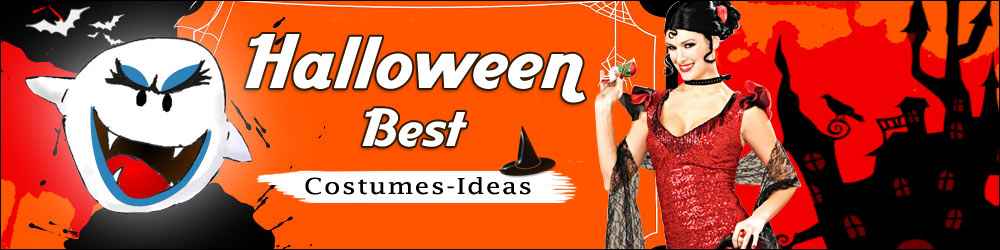 Halloween's Best Costumes And Ideas