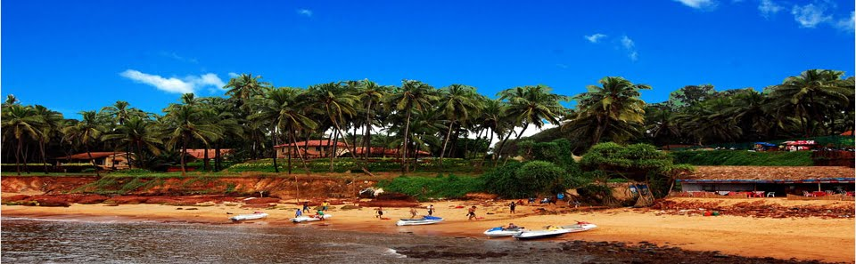 Goa Luxury Hotels|Hotels in Goa|Goa Beach Hotels