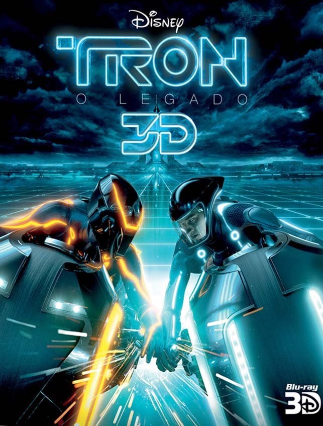 Tron: O Legado 3D Torrent - BluRay 1080p Dual Áudio