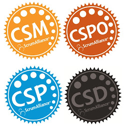 Scrum Alliance certifications