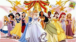 Imagenes de las Princesas de Disney, parte 2
