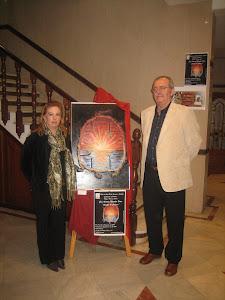 Enero - Febrero 2012: Homenaje al artista Jose Antonio Morales Orive.