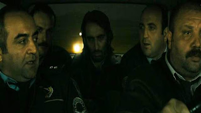The Police Search in Once Upon a Time in Anatolia, nuri bilge ceylan
