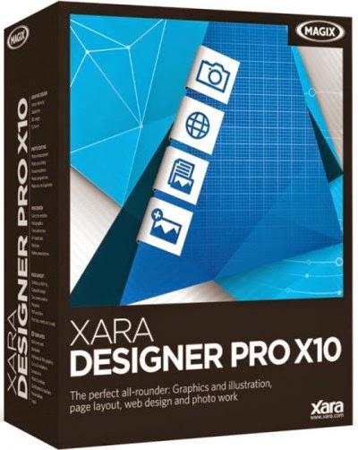 Download Xara Designer Pro X10