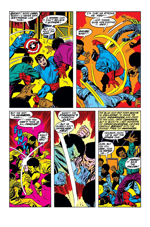 Captain America (1968) Issue #154 #68 - English 11