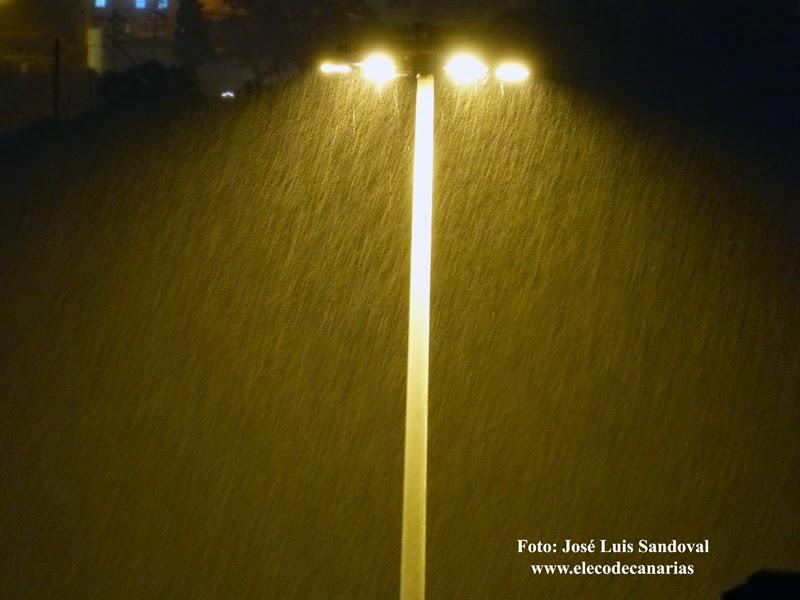 lluvias en Las palmas 28 octubre