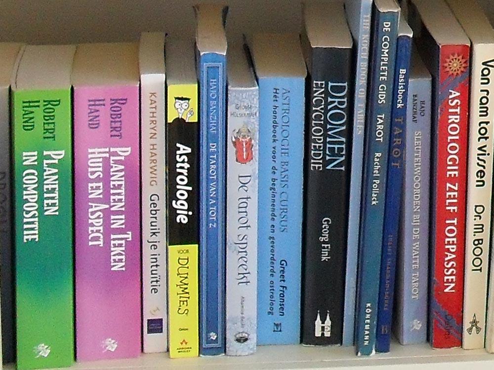 Janimies world: Mijn Boekenkast