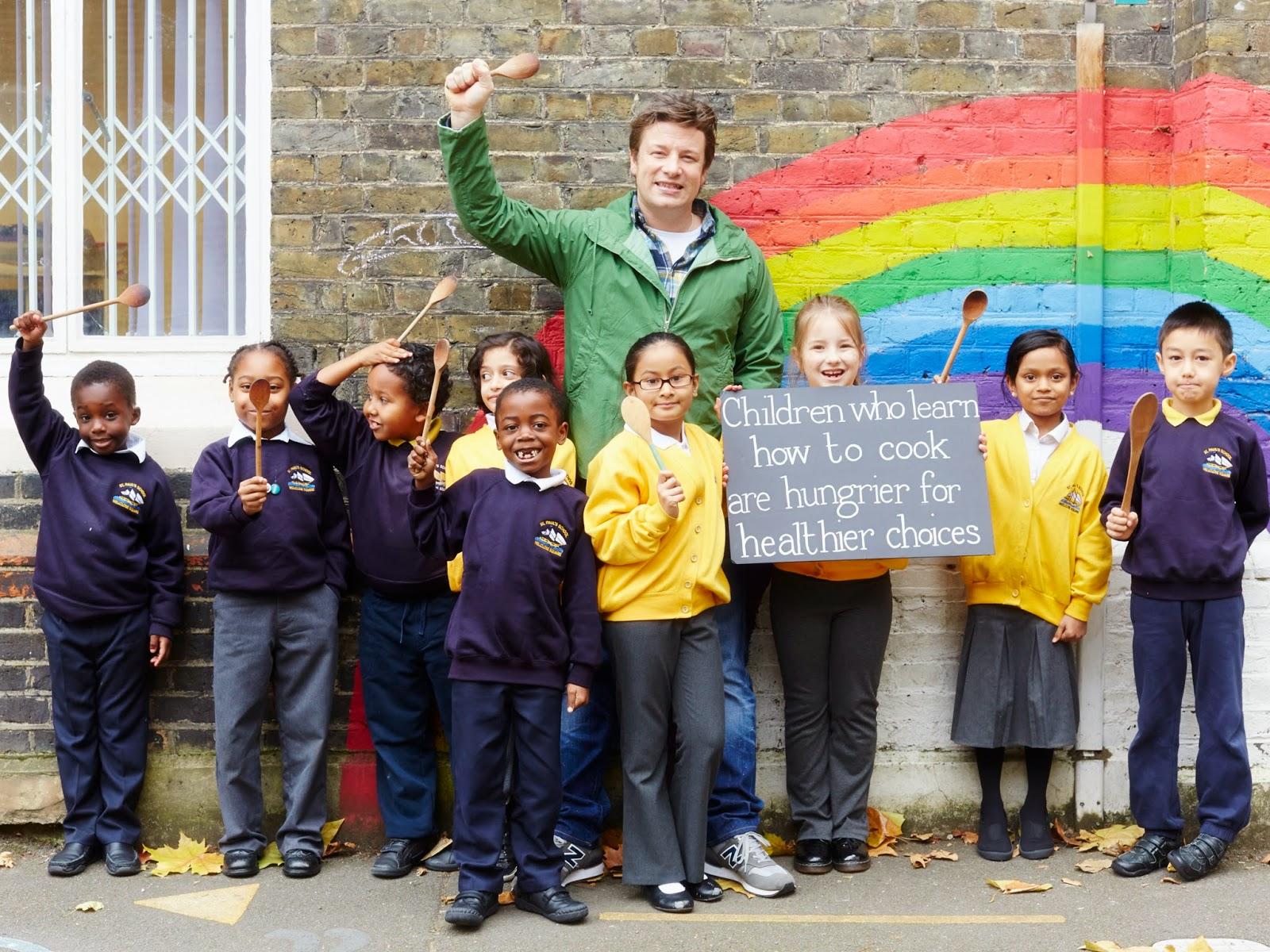 Photos copyright Jamie Oliver Enterprise Ltd, taken by David Lofuts
