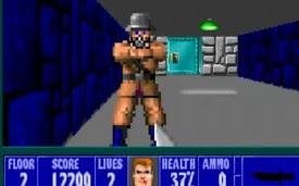 Wolfenstein 3D 600