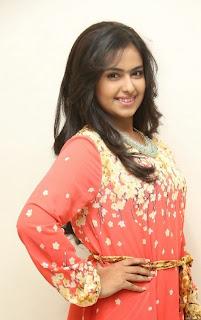Actress Avika Gor Latest Picture Gallery at Lakshmi Raave Maa Intiki Trailor Launch 50