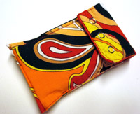 cell phone case made from shirt cuff