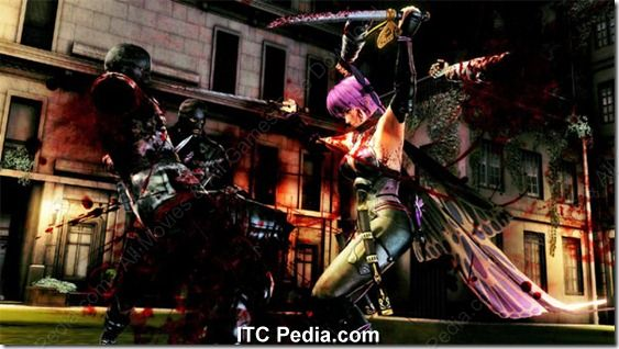 Ninja Gaiden 3 Razors Edge EUR PS3 - ANTIDOTE