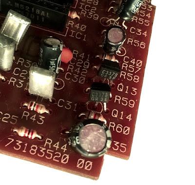 Boss FZ2 transistors