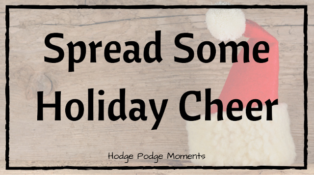 Spread Some Holiday Cheer