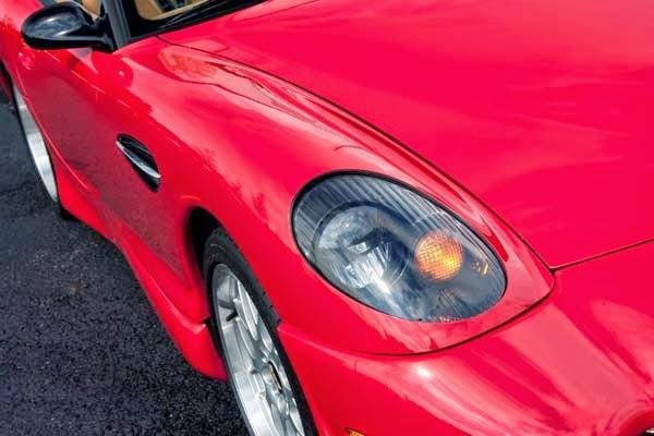 New 2015 Panoz Esperante Spyder GT