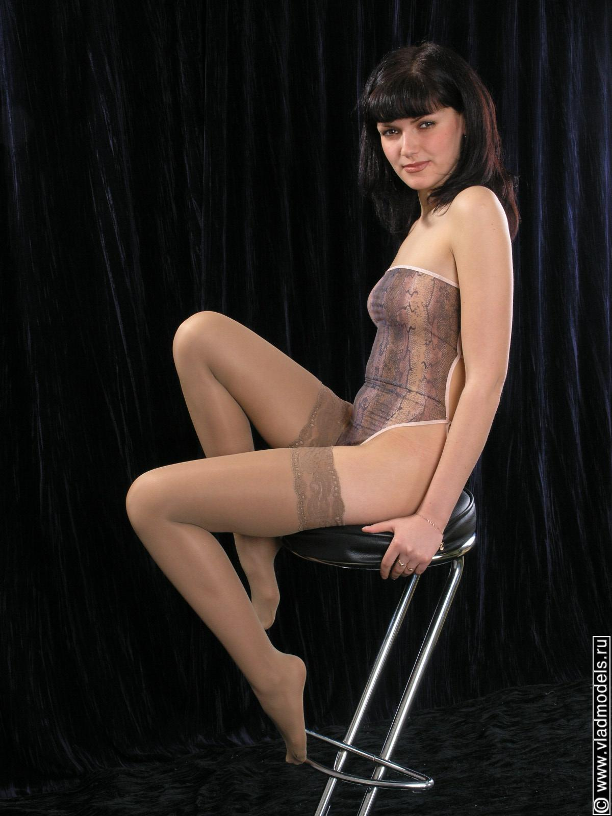 Want alisa vlad model pantyhose yes!!!!