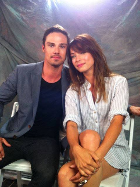 Showing (15) Pics For Jay Ryan And Dianna Fuemana