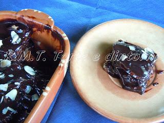 Melanzane con la cioccolata