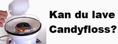 Lav din egen Candyfloss