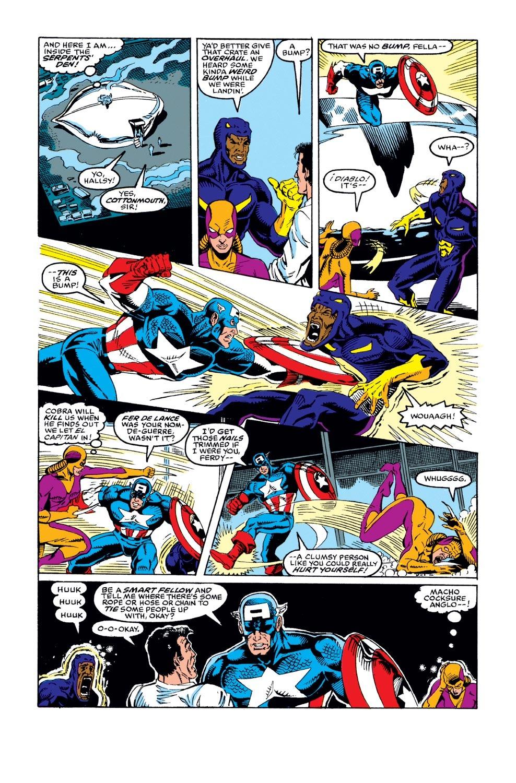 Captain America (1968) Issue #382 #315 - English 8