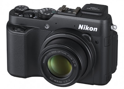 Nikon P7800 a premium compact size digital camera, New Nikon Coolpix P7800, Nikon digital camera