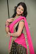 Sandeepthi Gorgeous in Designer Saree-thumbnail-9