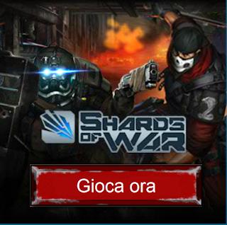 Shards of war è il gioco moba rivoluzionario