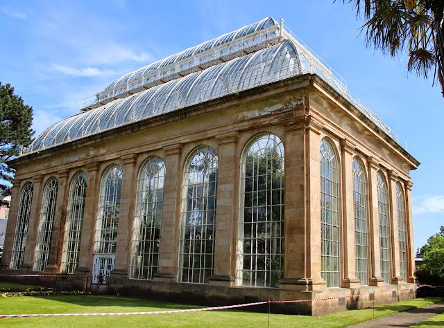 Edinburgh Botanic Gardens Victorian Glasshouse