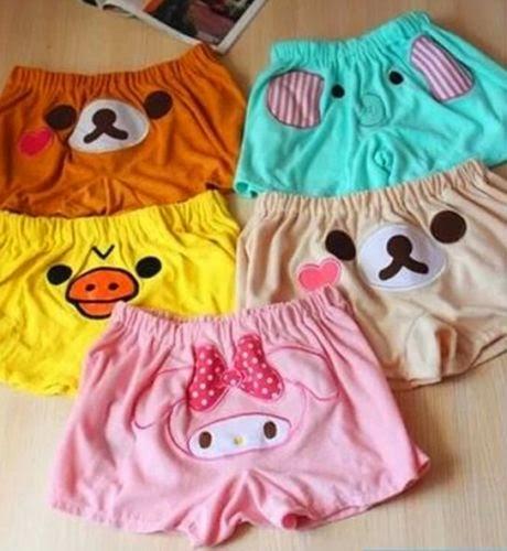 Cartoon shorts