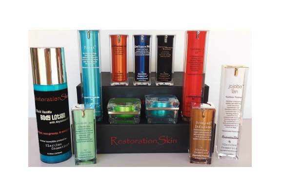 Restoration Skin anti aging skin care products