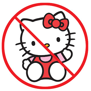Hello Kitty banned