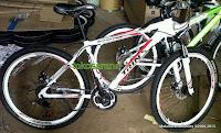 Sepeda Gunung Trinx MA1.6D New 21 Speed Shimano Rangka Aloi 26 Inci