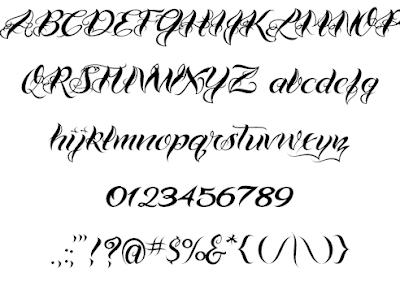 free-tattoo-fonts-3.png (400×285) | tattoos | Pinterest