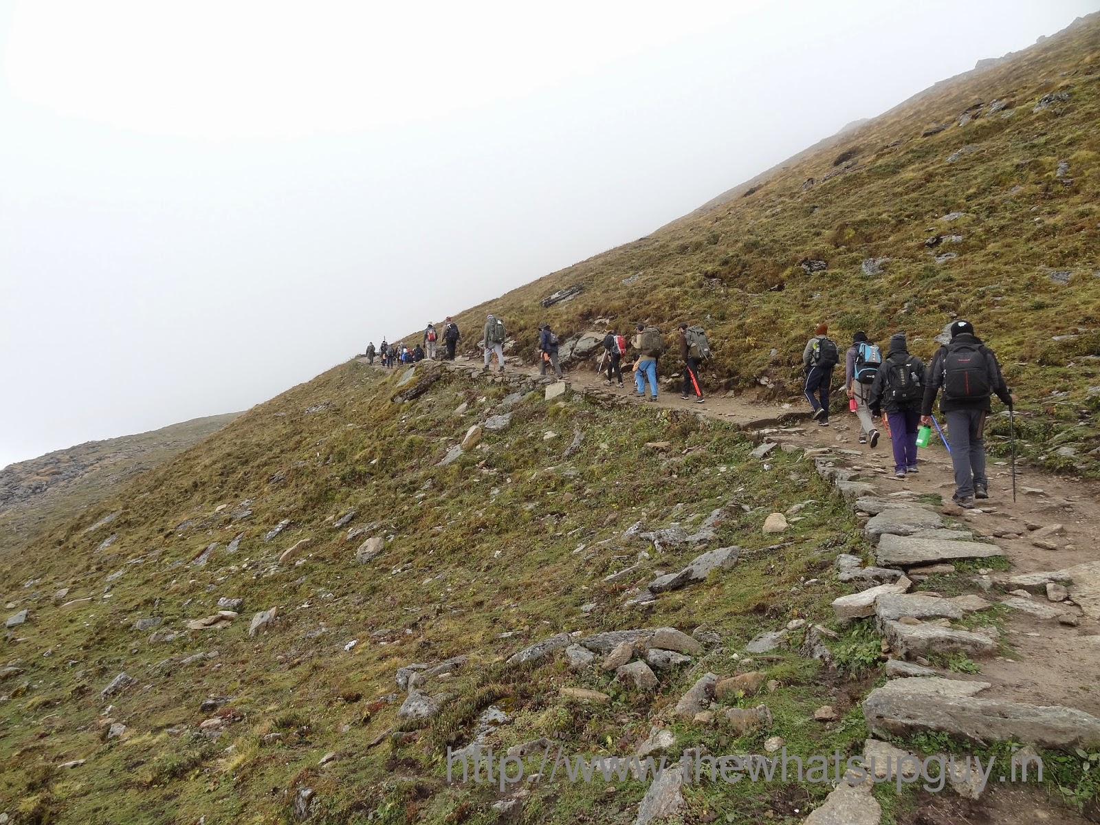 Trail Roopkund Trek With India Hikes Day 3