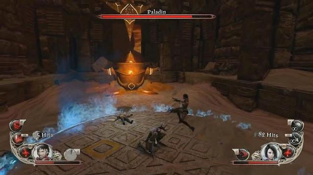 Blood Knights Screenshots 2