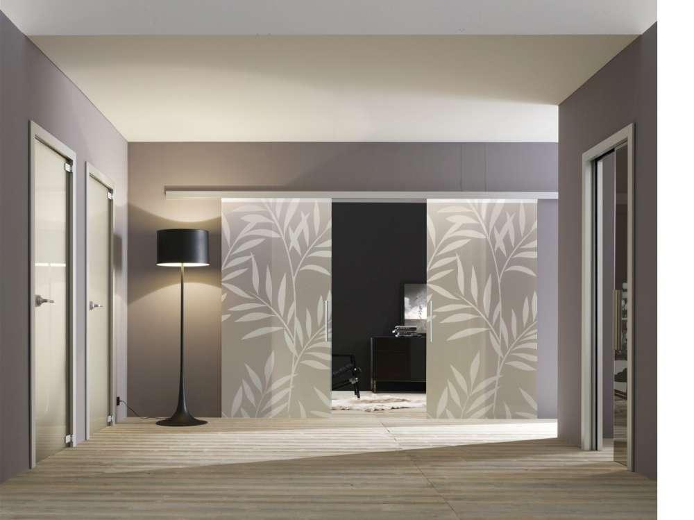 Puertas y estilos ideas para decorar dise ar y mejorar - Puertas de vidrios ...