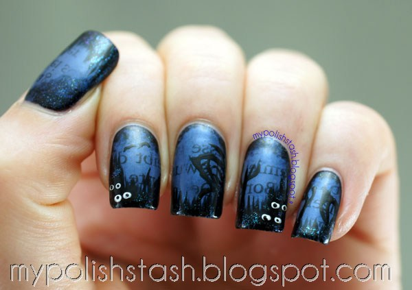 My polish stash 2012 recap favorite nail art designs of 2012 prinsesfo Choice Image