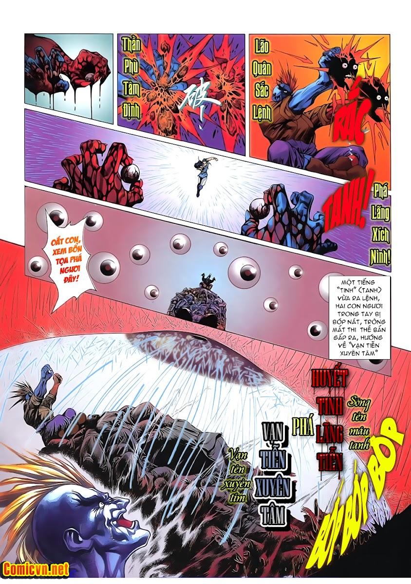 Lục Đạo Thiên Thư chap 5 - Trang 17