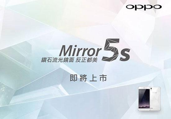 Gambar Foto Oppo Mirror 5s