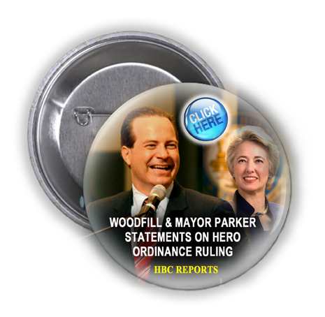 JARED WOODFILL AND ANNISE PARKER STATEMENTS AFTER THE SUPREME COURT RULING ON THE HERO ORDINANCE