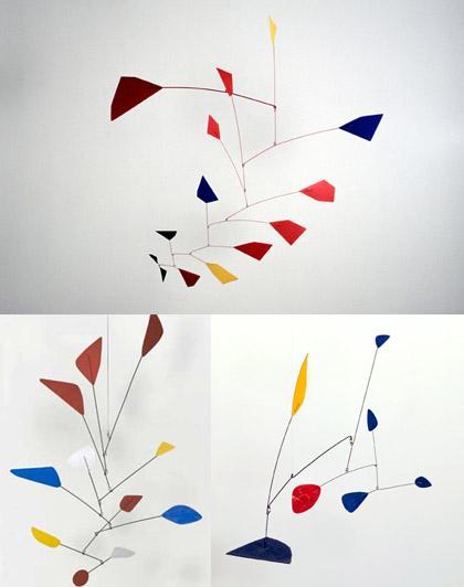 Calder  m  243 viles y abecedario    191 Qui  233 n se apunta Alexander Calder Mobile Names
