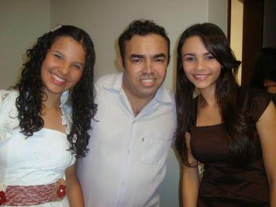 Bianca Sayasy OdedsonLima e Francielle Miranda