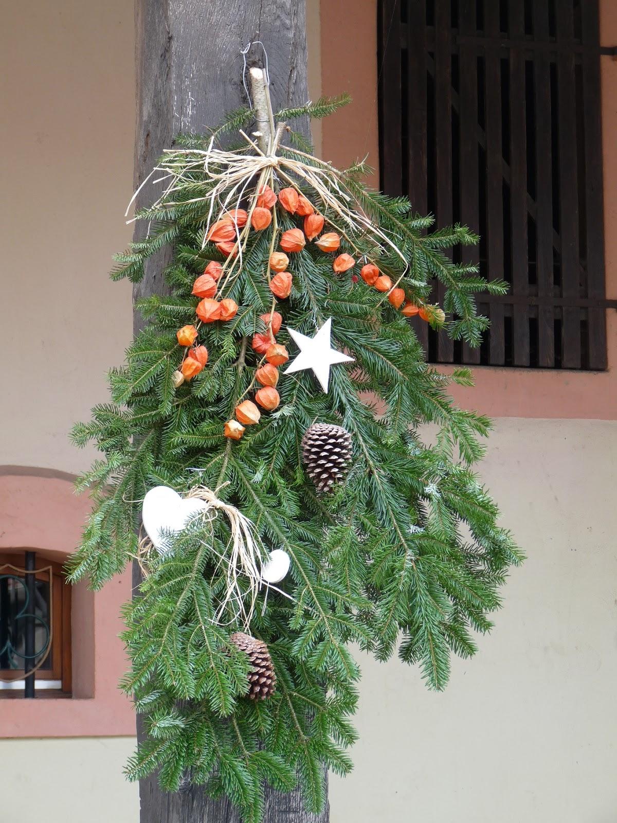 #6D4634 Le Petit Monde De Bidule: Décorations De Noël Naturelles 5855 Voir Décoration De Noel à Faire Soi Même 1200x1600 px @ aertt.com