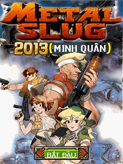 Metal slug 2013 (Rambo lùn) việt hóa full