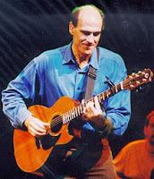 James Taylor image from Bobby Owsinski's Music 3.0 blog